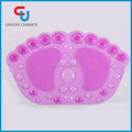 450G Foot Wholesale Anti Slip Bathroom Accessories PVC Shower Mat