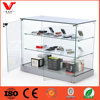 Glass Store Mobile Phone Display Showcase For Sale