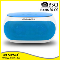 Top quality Awei brand New arrivel stylish dual-purpose 2 in 1 portable mini headphone bluetooth speaker
