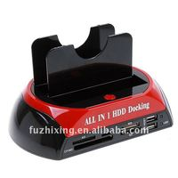 2 Bay Double SATA HDD Docking Station