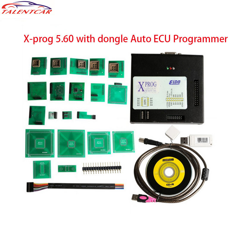 Low Price XPROG-M 5.6 programmer Box ECU Programmer XPROG 5.60 Higher Version of xprog 5.55 ECU Programmer Tool