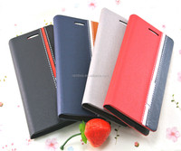 Popular Handy private customize phone flip leather case for Samsung I727