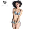 Custom design sexy girl extreme bikinis swimming wear for womens