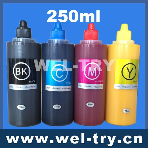 Sublimation Ink for Epson WF 2010/2510/2520/2521/2530/2531/2540/2541 Printer