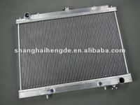 cheap car radiators for Nissan Skyline R31 RB20/RB20DET 1986-1993