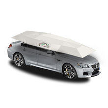 China leading manufacturer hot sale high quality automatic retractable car cover for gift