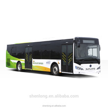25 seater mini electric shuttle bus SLK6129AH5