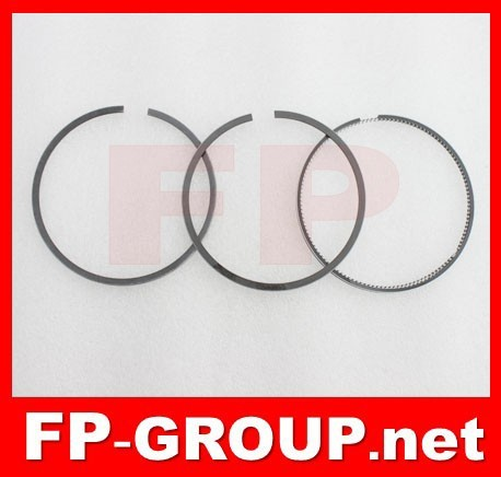 8N1233 piston ring for CT, chromium plating and phosporic treatment piston ring for 8N1233