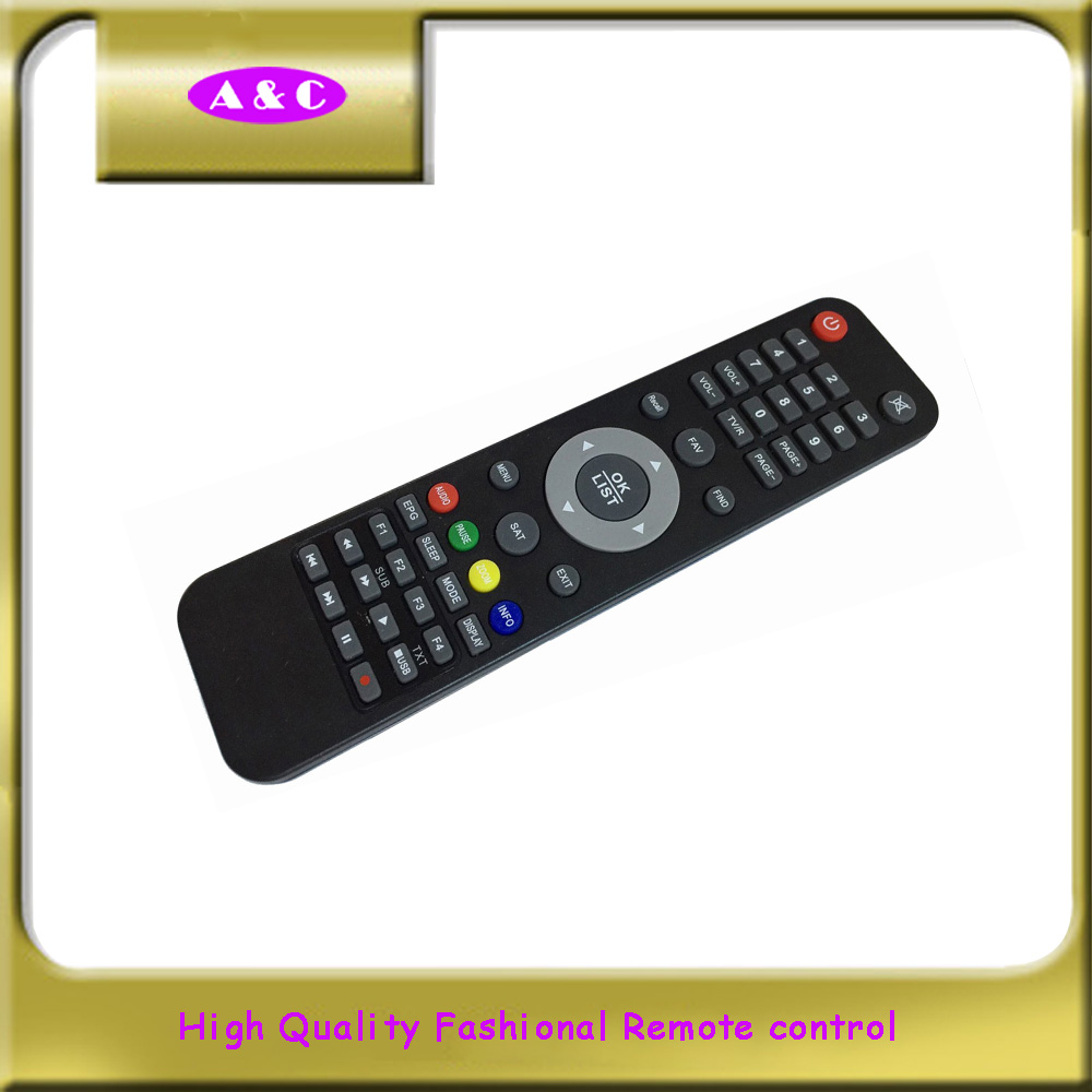 Manufacturer Supplier oem logo universal remote control with air mouse