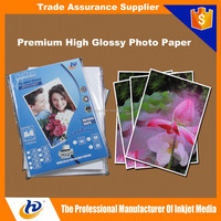 230g high glossy waterproof inkjet photo paper a4 size inkjet photo paper