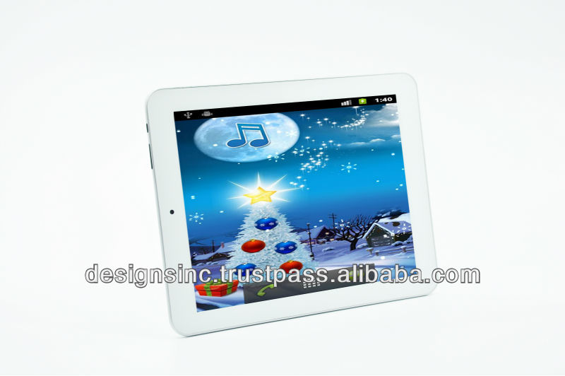 Hot sale 9.7 inch IPS Capacitive Multi-touch tablet pc