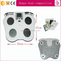 home use effective inbody body composition analyzer