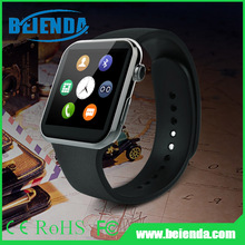 China Wholesale mobile phone wrist bluetooth watch with speaker Stopwatch/ Anti-lost alarm function