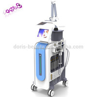 Hydra water peel micro dermabrasion oxygen jet peel facial beauty equipment
