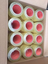 eco friendly ogo printed Gift packaging materials BOPP Tape