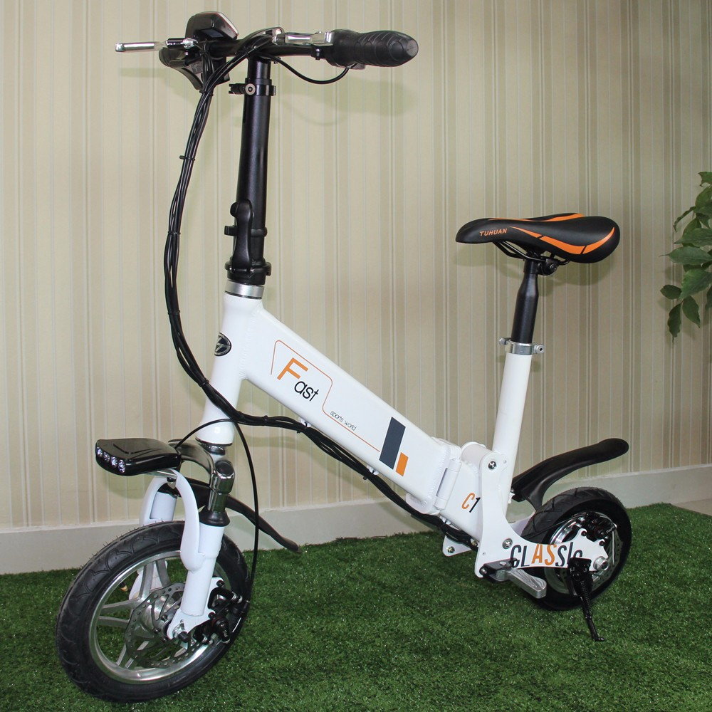 New products 2016 Yitong Lithium Battery <strong>Folding</strong> e Bike/<strong>Folding</strong> Electric bike/mini bicycle/foldable ebike 250W