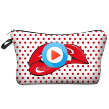 Hot selling Lady bags promotional Hanging foldable Toiletry Kit Travel Cosmetic Bag with Makeup case organizer