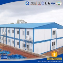 China alibaba quick assembled prefab house, Low cost galvaznied structure mobile house, Fast installation portable house