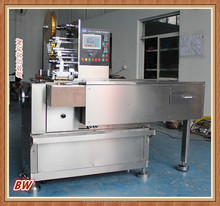 sugar cube pack wrapper machine with CE ISO9001