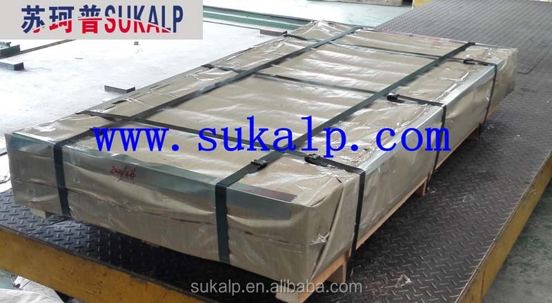 High quality Galvanized steel sheet