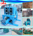 auto high efficiency casting machine tractor for cooper rod brass bar