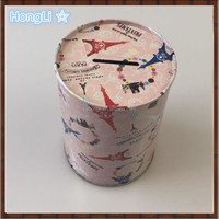 Customize Coin Round Bank Money Saving