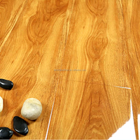 E1 standard high glossy surface laminate wood floor germany technology