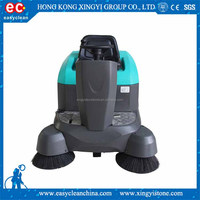 Environmental sanitation electric road sweeper sweeping machine