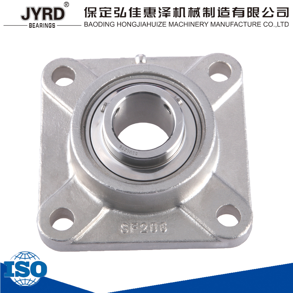 Taobao online shopping stainless steel ball bearing and housing unit SUCF206-18