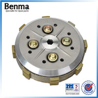CD70/CG125 Clutch assembly for motorcycle , motorcycle clutch assy , clutch for motorcycle