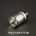 No leakage with awesome easy airflow new rta 2016 Carrate 22 RTA