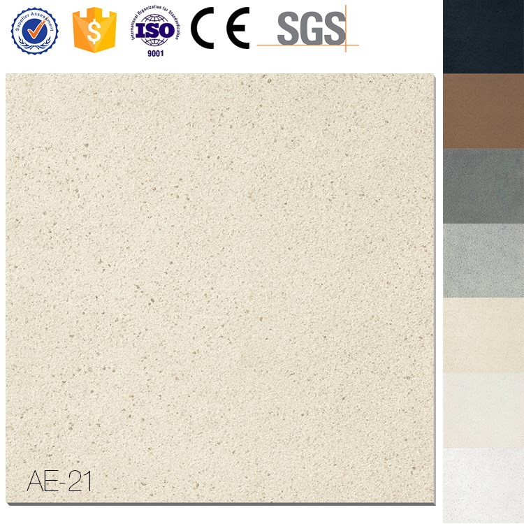 Eagle Ceramics stone look with spot design rough finished nonslip beige porcelain floor tile
