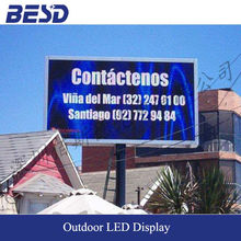 High brightness led display screen for outdoor advertising