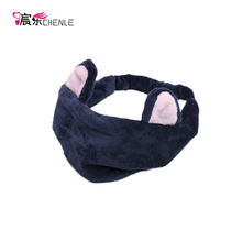 2018 hot selling custom cat ears headband