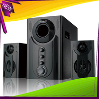 Digital Stereo Sound System Powerful Bass Subwoofer and Lowest Frequencies and Punch