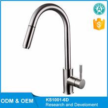 3 way stainless steel kitchen faucet with purified water