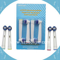 Rotating Electric Toothbrush Heads SB-20A EB20-4