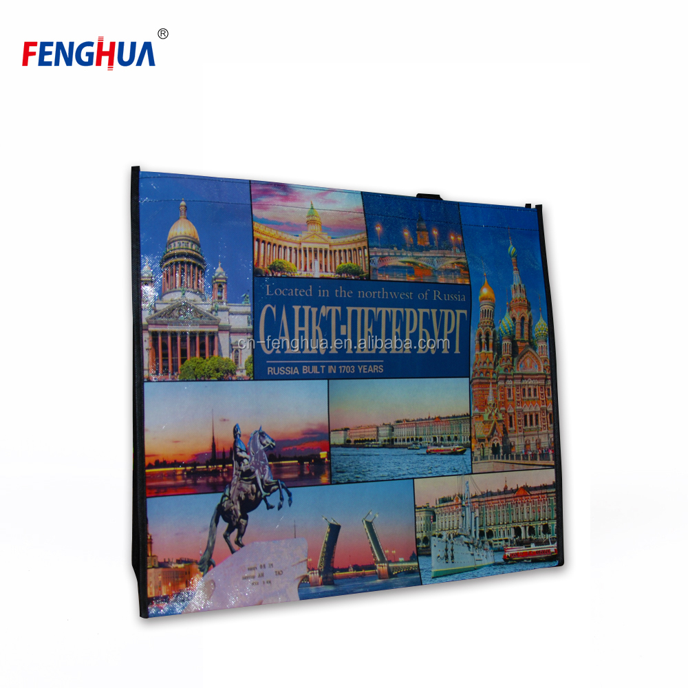 Best Selling Durable Using Lovely Lamination Non-Woven Bag