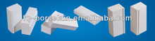 High Temperature Resistance Porcelain Alumina Ceramic Tile with good quality