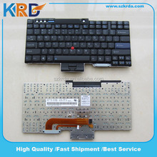 Laptop keyboard for Lenovo IBM T60 T500 R500 T61 T400 R60 R61 US Keyboard 42T3143