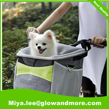 Professional factory customize high quality bike pet carrier