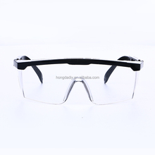 2 colors Best quanlity industrial safety glasses goggles in China for eye protection bulk factory direct
