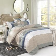 Marble Grey Single Double Queen King Size Bed Set Pillowcases Quilt Duvet Cover