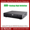New High Definition AHD-M Free CMS H.264 DVR
