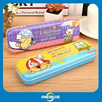 Professional metal pencil case for kids