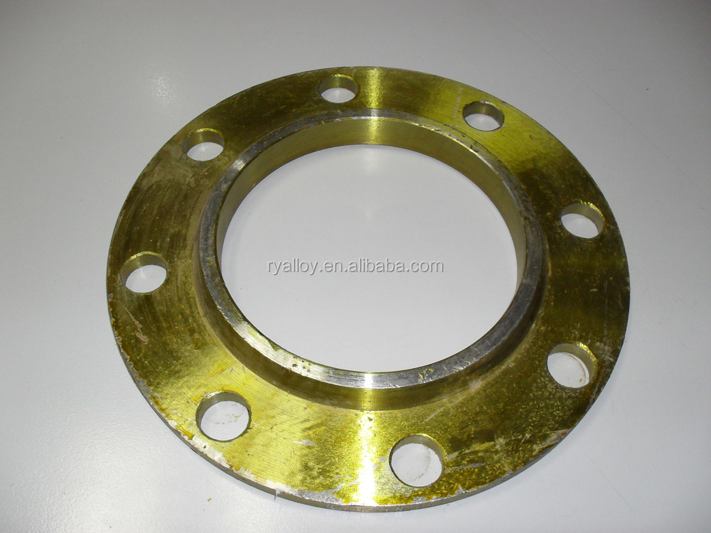 ANSI c22.8 pn16 12 inch pipe flange and a105 raw material