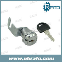 zinc alloy metal cam lock master key