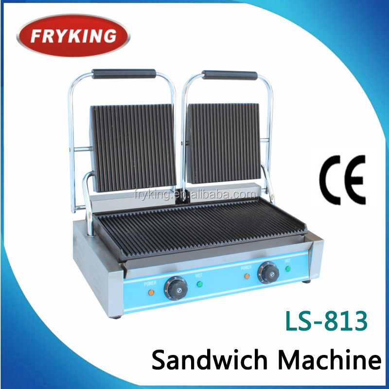automatic bread grill machine/sandwich maker/pancake maker