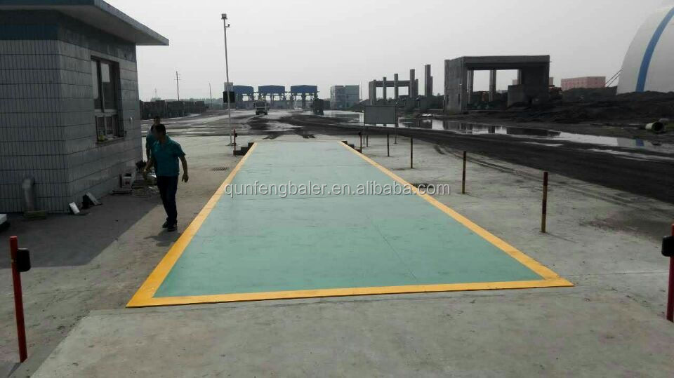 New weighing scale weighing bridge truck scale