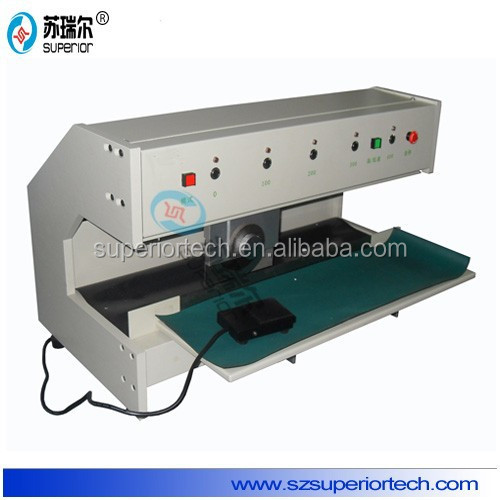 LED Light Bar Separator/LED Strip Depanelizer/PCB Seperator Machine